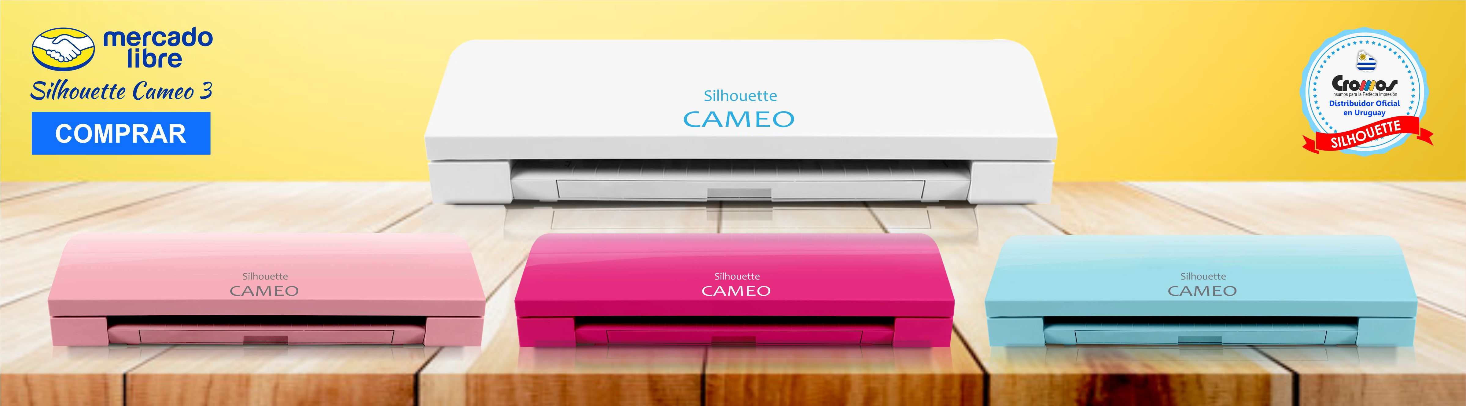 010  Silhouette Cameo 3   Color Series